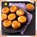 Персиково-абрикосові мафіни