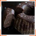 Шоколадный кекс с кленовым сиропом