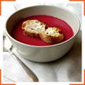 Суп со свеклой и цветной капустой
