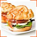 Голландские сандвичи с прошутто и моцареллой