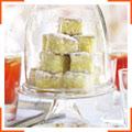 Маленькие лимонные пирожные
