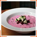 Холодний буряковий суп