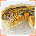 Оригінальний овочевий пиріг