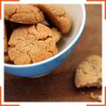 Миндальное печенье с тахини