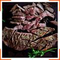 Стейк-гриль из говяжьей пашинки по-азиатски