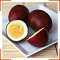 Яйца с соевым соусом