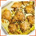 Запеченная курица с чесноком, каперсами и лимоном