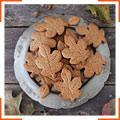 Цельнозерновое печенье с кленовым экстрактом