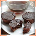 Шоколадно-карамельні тарталетки