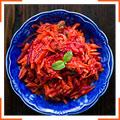 Марокканский морковно-свекольный салат