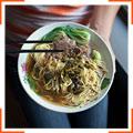 Тайванський суп з локшиною та яловичиною