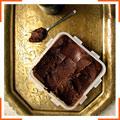 Шоколадный сорбет с элем