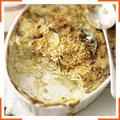 Картофельно-луковый гратен