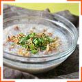 Конжи – рисовая каша с индейкой и говядиной