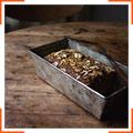 Кекс з коричневим вершковим маслом