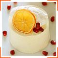 Замороженный лимонный мусс