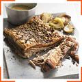 Запеченная свинина с фенхелем по-тоскански