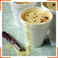 Сладкий кукурузно-молочный напиток
