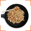 Лапша по-китайски с жареными овощами