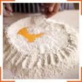 Базовый рецепт свежей яичной пасты