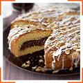 Шоколадний пасхальний пиріг