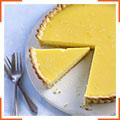 Ароматний лимонний пиріг