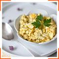 Яєчний салат з селерою