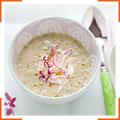 Овочевий суп з фенхелем і ріпою