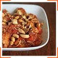 Курица по-мароккански с помидорами и медом
