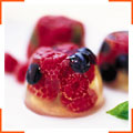 Летнее фруктовое желе