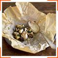Запеченные грибные мешочки